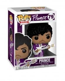 Funko POP Rocks - Prince (Purple Rain)  c