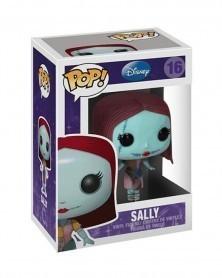 Funko POP Disney - Nightmare Before Christmas - Sally (16) caixa