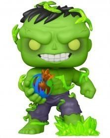 "Funko POP Marvel - Immortal Hulk 6"" (Previews Exclusive)"