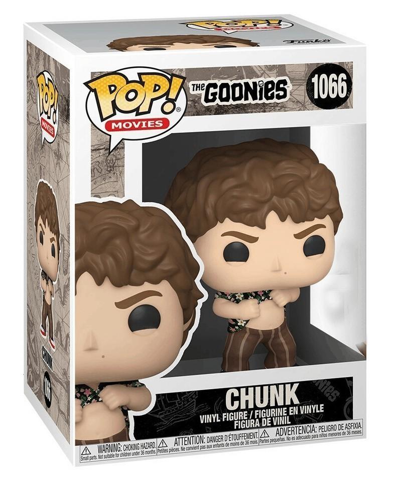 Funko POP Movies - The Goonies - Chunk caixa