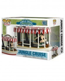 Funko POP Rides Disney - Jungle Cruise with Mickey caixa
