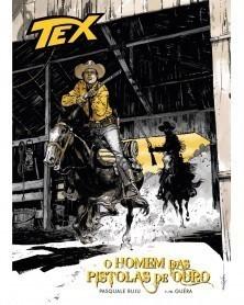 Tex: O Homem das Pistolas de Ouro (Ed.Portuguesa, capa dura)