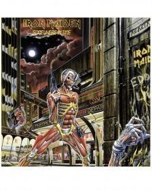 PREORDER! POP Rocks - Iron Maiden - Somewhere in Time (Eddie) capa