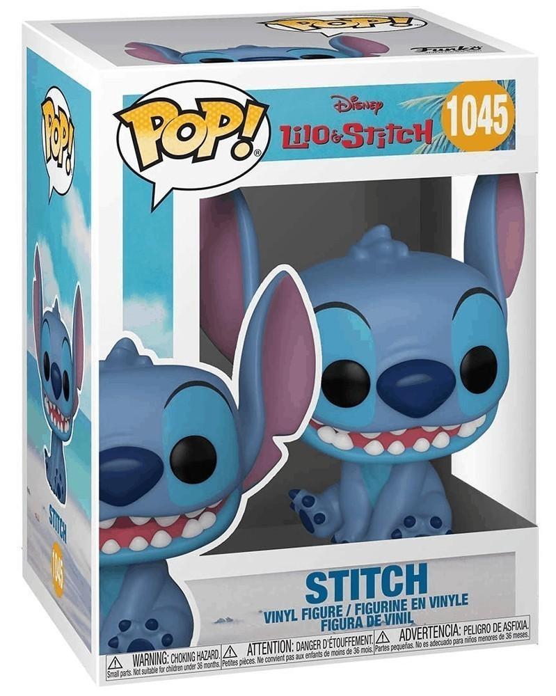 Funko POP Disney - Lilo & Stitch - Similing Seated Stitch c