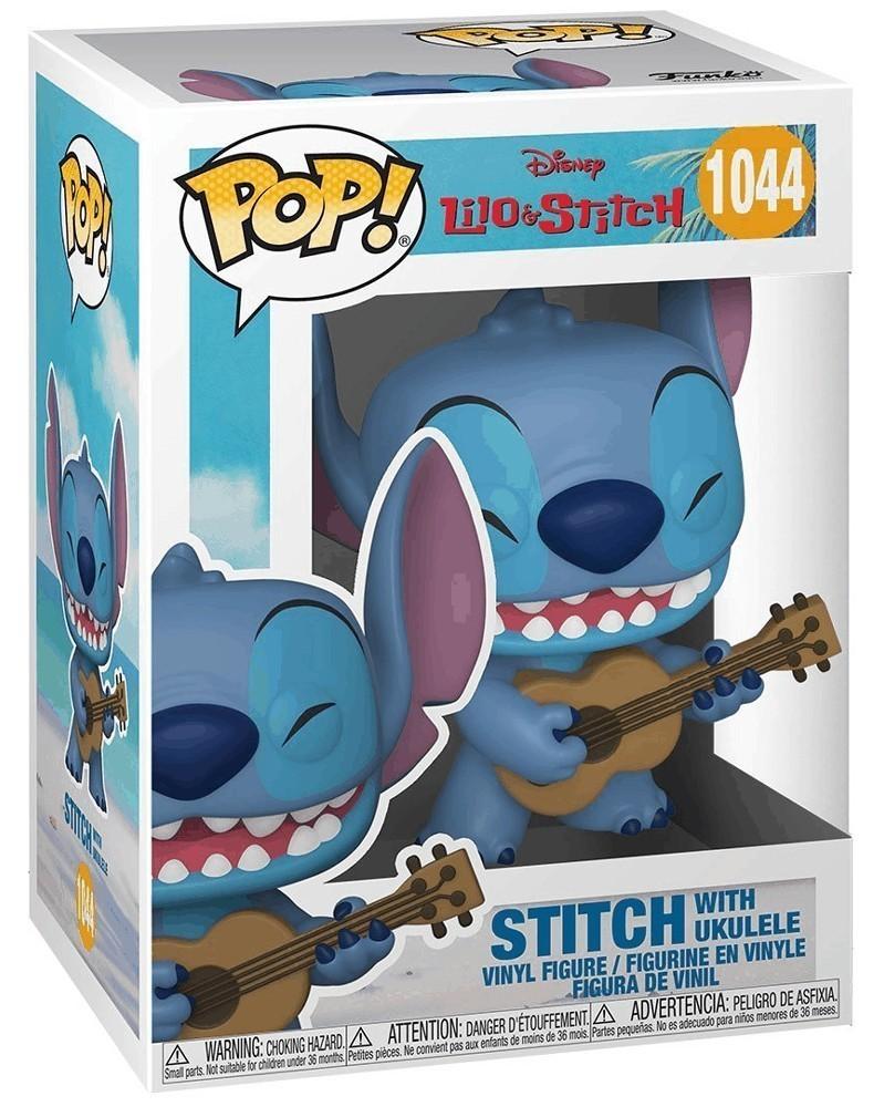 Funko POP Disney - Lilo & Stitch - Stitch with Ukelele c