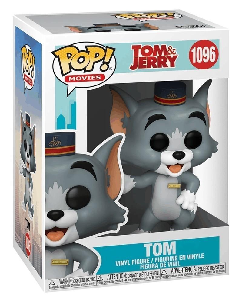 Funko POP Movies - Tom & Jerry - Tom caixa