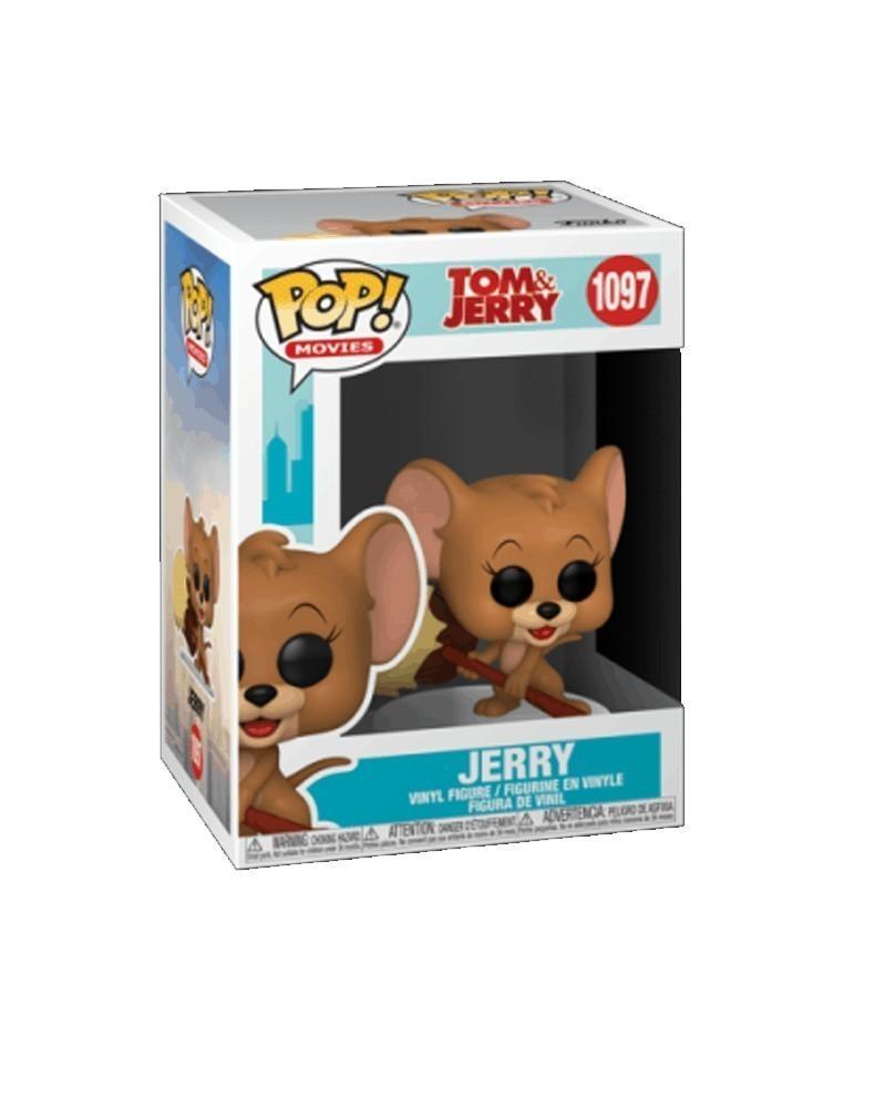 Funko POP Movies - Tom & Jerry - Jerry caixa