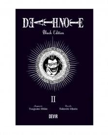 Death Note Black Edition Vol.2 (Ed. Portuguesa)