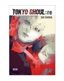 Tokyo Ghoul Re: vol.5 (Ed. Portuguesa)