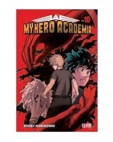 My Hero Academia vol.10 (Ed. Portuguesa)