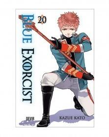 Blue Exorcist Vol.20 (Ed. Portuguesa)