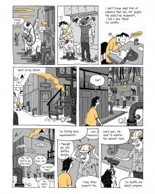 Factory Summers HC, de Guy Delisle