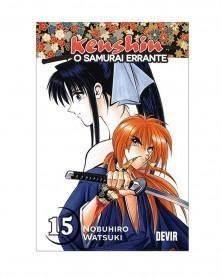 Kenshin, o Samurai Errante Vol.15 (Ed. Portuguesa)