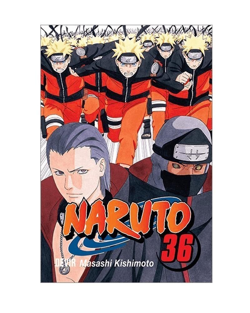 Naruto Vol.36 (Ed. Portuguesa)