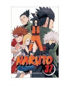 Naruto Vol.37 (Ed. Portuguesa)