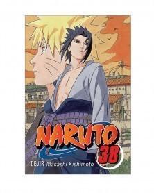 Naruto Vol.38 (Ed. Portuguesa)