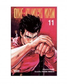 One-Punch Man vol.11 (Ed. Portuguesa)