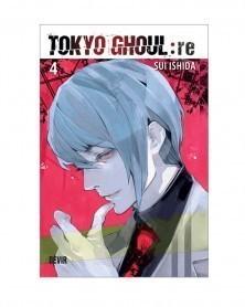 Tokyo Ghoul Re: vol.4 (Ed. Portuguesa)