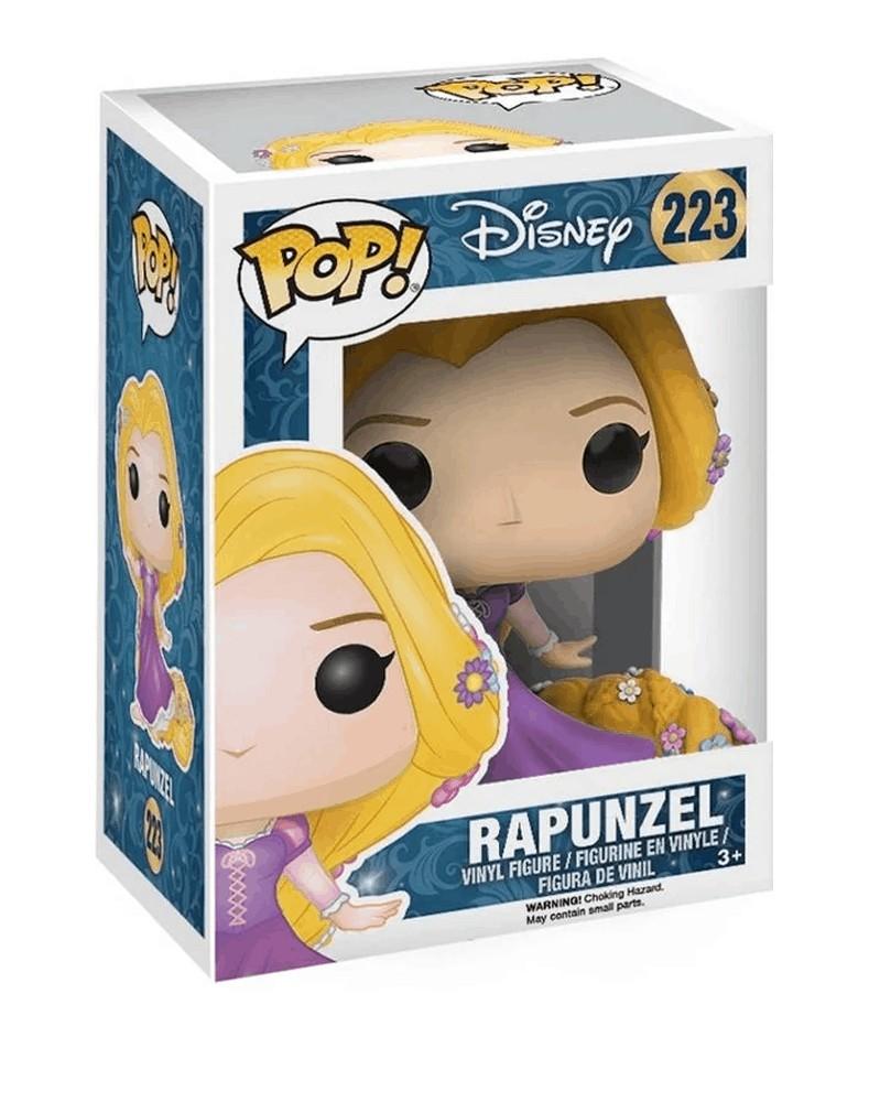 Funko POP Disney - Rapunzel (Dancing, 223) caixa
