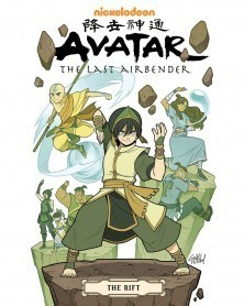 Avatar The Last Airbender: The Rift Omnibus