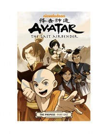 Avatar The Last Airbender: The Promise Part 1