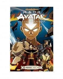Avatar The Last Airbender: The Promise Part 3