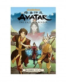 Avatar The Last Airbender: The Search Part 1