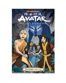 Avatar The Last Airbender: The Search Part 2