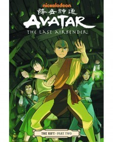 Avatar The Last Airbender: The Rift Part 2