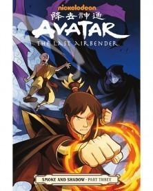 Avatar The Last Airbender: Smoke & Shadow Part 3