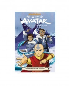 Avatar The Last Airbender: North & South Part 1