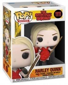 Funko POP Movies - The Suicide Squad - Harley Quinn (Bodysuit)