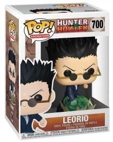 Funko POP Anime - Hunter x Hunter - Leorio caixa