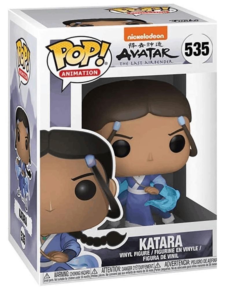 Funko POP Animation - Avatar The Last Airbender - Katara caixa