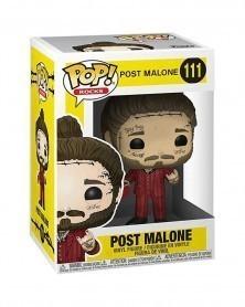 Funko POP Rocks - Post Malone caixa