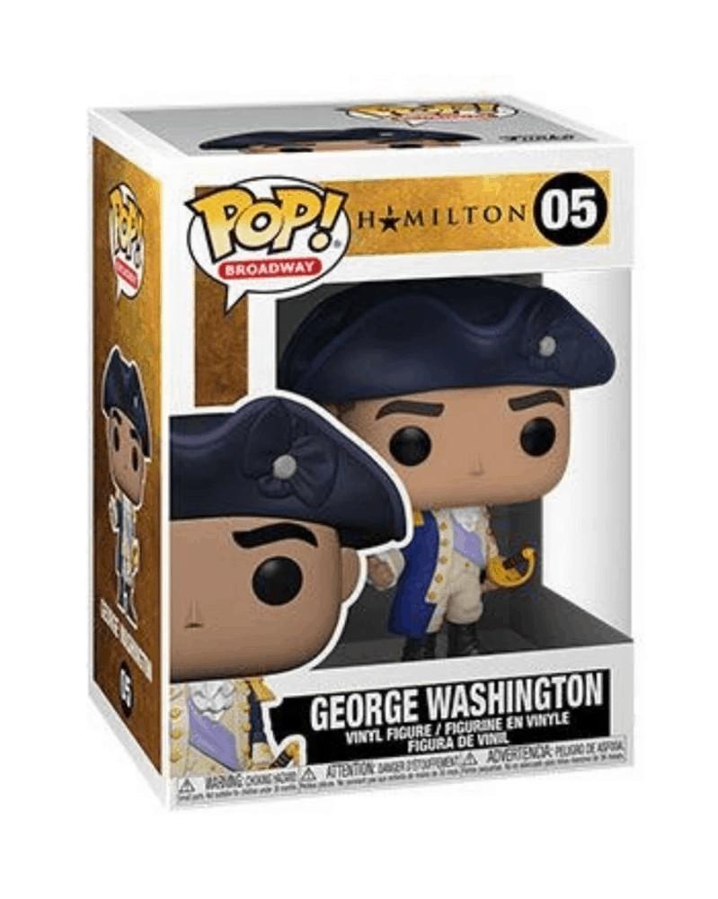 Funko POP Broadway - Hamilton - George Washington c