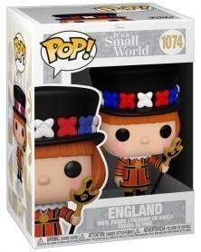 Funko POP Disney - Small World - England