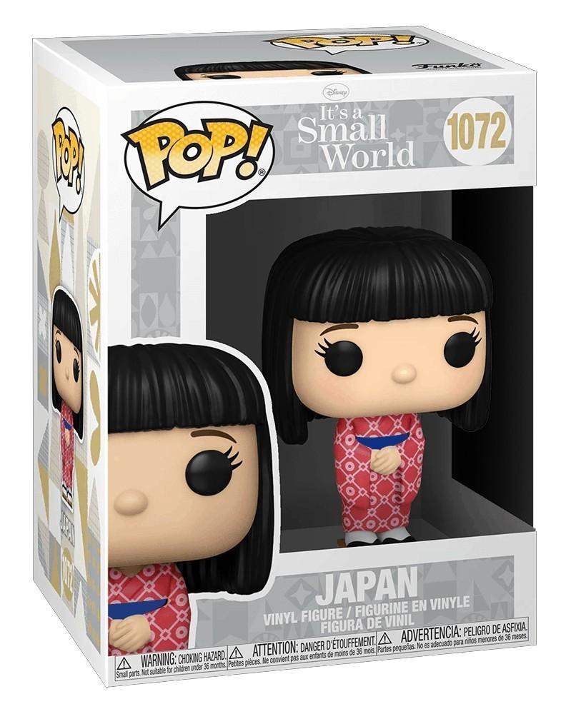 Funko POP Disney - Small World - Japan