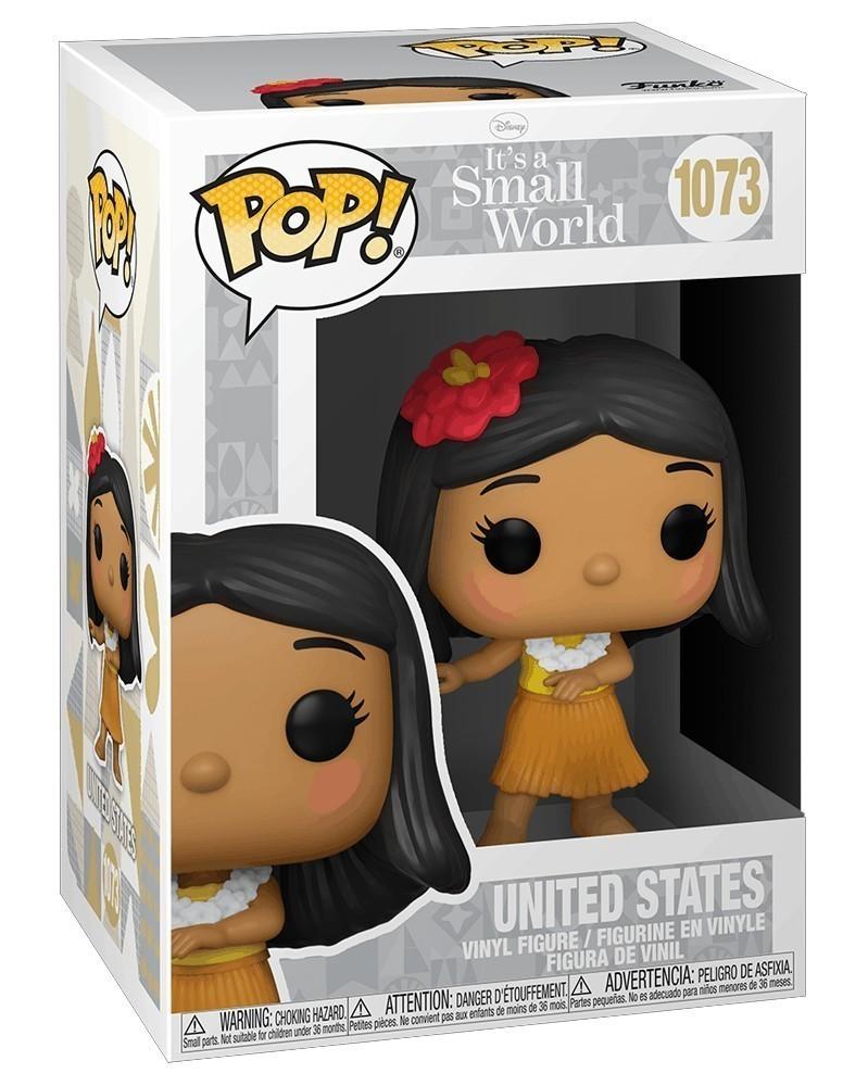 Funko POP Disney - Small World - United States