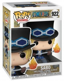 Funko POP Anime - One Piece - Sabo caixa