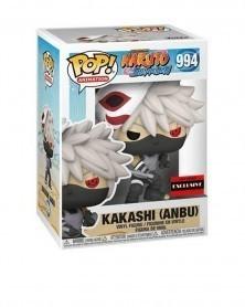 Funko POP Anime - Naruto - Kakashi (Anbu) AAA Exclusive caixa