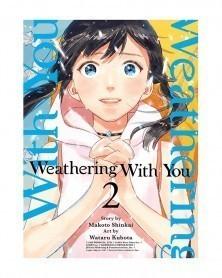 Weathering With You vol.2, de Makoto Shinkai (Ed. em inglês)