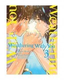 Weathering With You vol.3, de Makoto Shinkai (Ed. em inglês)