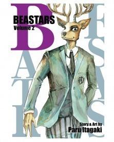 Beastars Vol.2 (Ed. em Inglês)
