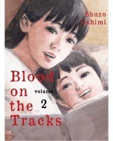 Blood on The Tracks vol.2, de Shuzo Oshimi (Ed. em inglês)