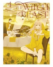 The Witch and The Beast Vol.4 (Ed. em Inglês)