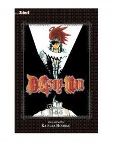 D.Gray Man 3-in-1 Omnibus vol.2 (4-5-6)