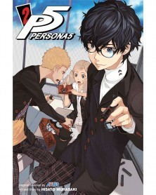 Persona 5 Vol.2 (Ed. em Inglês)