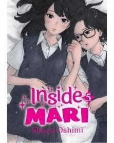 Inside Mari Vol.5, de Shuzo Oshimi (Ed. em inglês)