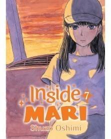 Inside Mari Vol.7, de Shuzo Oshimi (Ed. em inglês)
